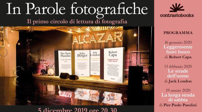 circolo lettura libri fotografici roma