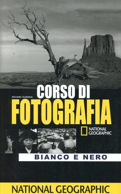 corso di fotografia bianco e nero national geographic libro