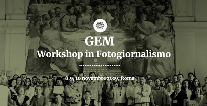 gem workshop fotogiornalismo
