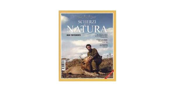 libro scherzi della natura fontcuberta