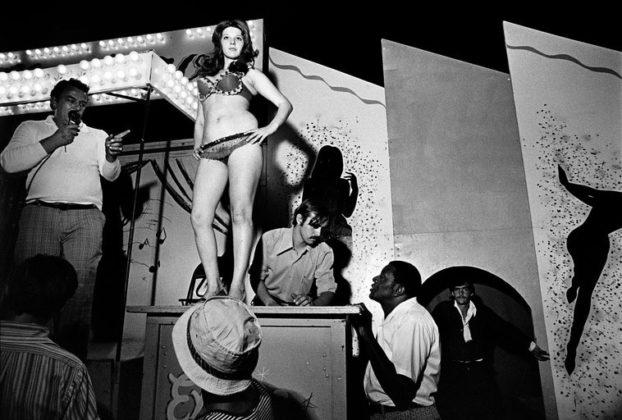 Lena on The Bally Box Susan Meiselas mostra palermo