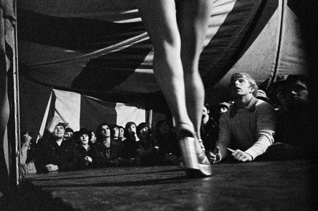 Tentful of Marks Susan Meiselas mostra palermo