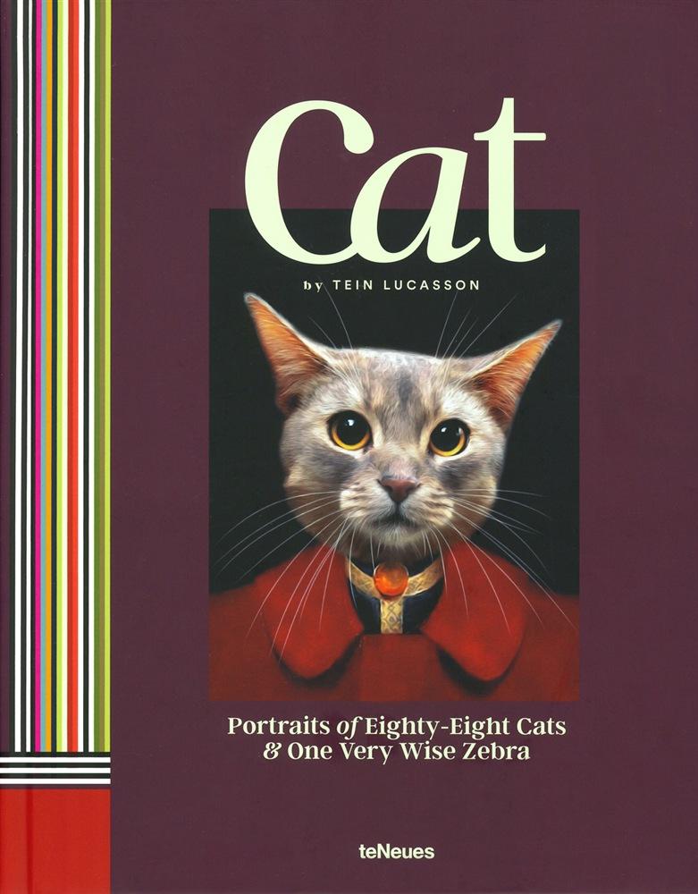 cat libro fotografico ritratti gatti