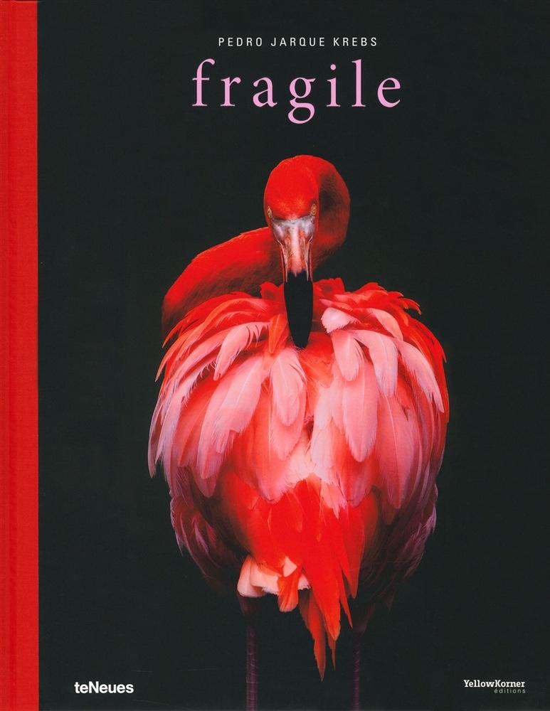 fragile libro fotografico natura