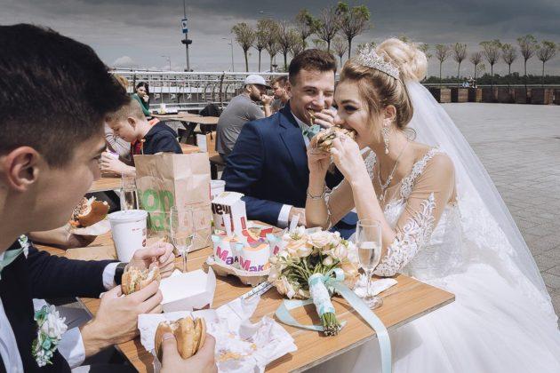 matrimonio da mcdonald_Marzio toniolo mostra cremona