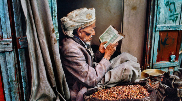 steve mccurry yemen lettore