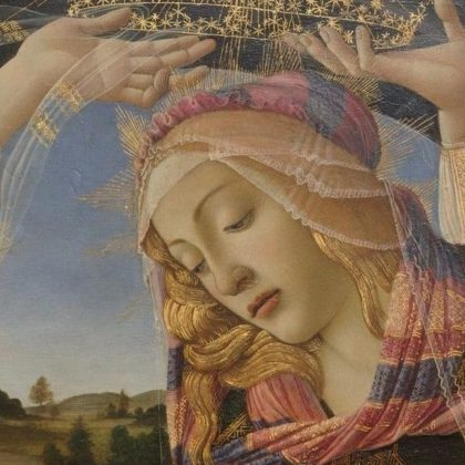 uffizi musei 400k instagram donna angelo
