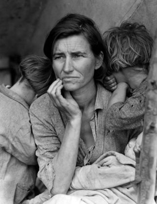Dorothea Lange Migrant mother