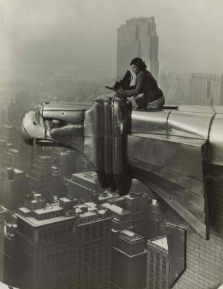 LIFE photographer Margaret Bourke-White.