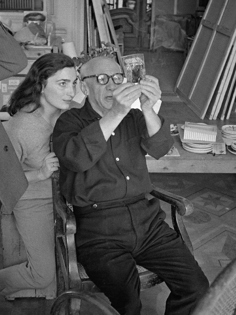 Picasso Edward Quinn mostra firenze