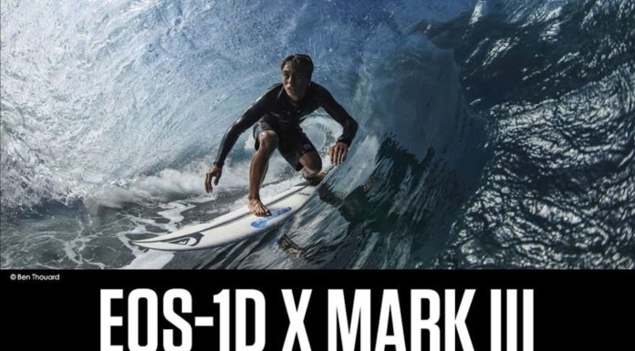 canon tour Ben Thouard EOS-1D X Mark III.