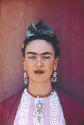 frida khalo Nickolas Muray mostra torino