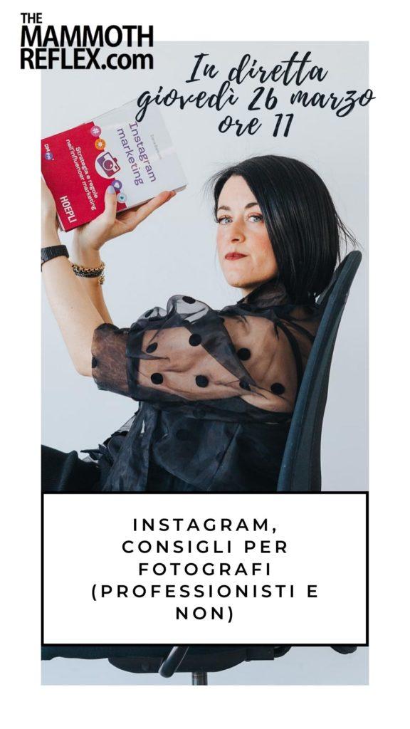 Instagram, consigli per fotografi professionisti e non