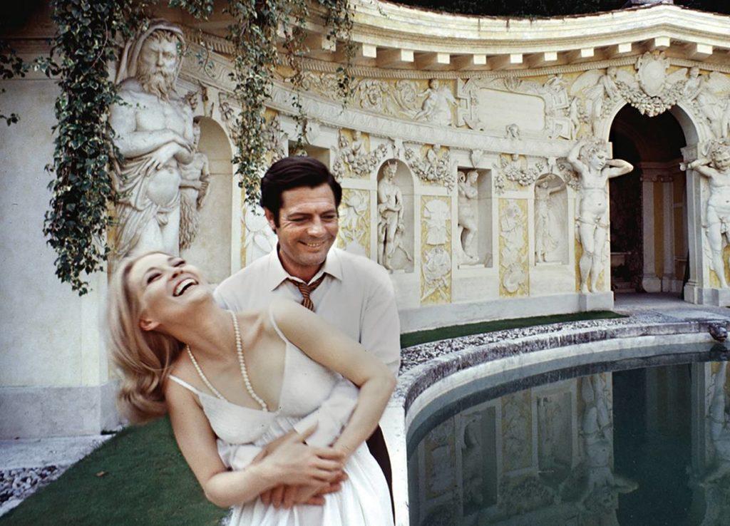 Mostra Douglas Kirkland Mestre Amanti Faye&Marcello 1968