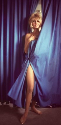 Mostra Douglas Kirkland Mestre_Brigitte Bardot Mexico 1965
