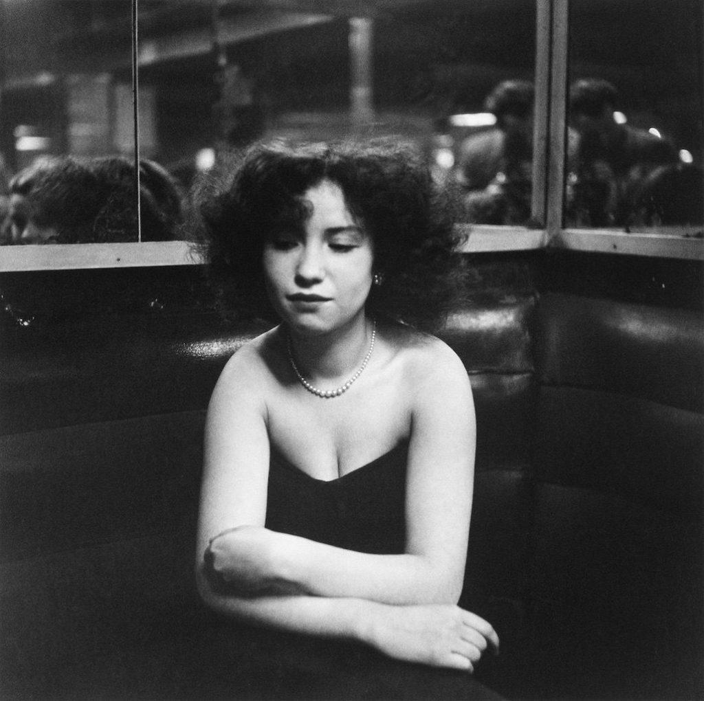 Robert Doisneau mostra bologna Mademoiselle Anita
