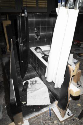 Biennale della Fotografia a Mannheim 2020 Cortis&Sonderegger_Barschel in Bathtub