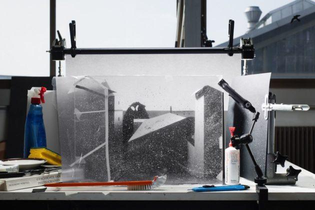 Biennale della Fotografia a Mannheim 2020 Cortis&Sonderegger_La cour du dumaine du Gras