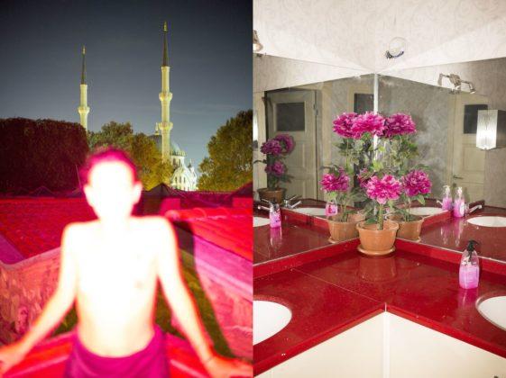 Biennale della Fotografia a Mannheim 2020 Jean-Marc Caimi & Valentina Piccinni_GULE GULE_diptych