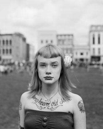 Biennale della Fotografia a Mannheim 2020 Vanessa Winship_She Dances on Jackson