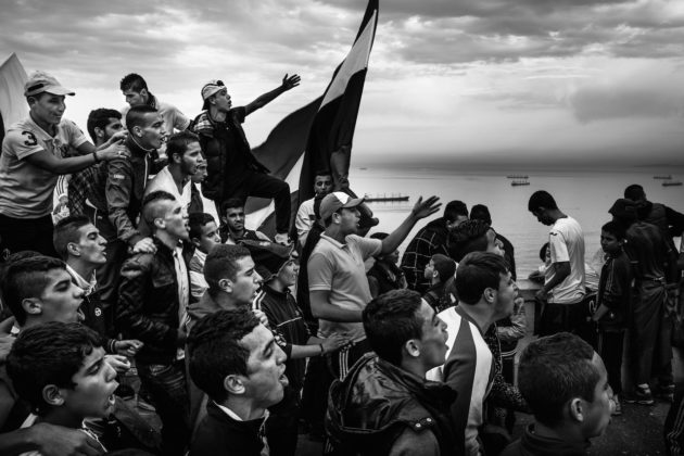 World Press Photo Story of the Year_Romain Laurendeau