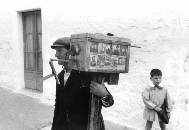 Gianni Berengo Gardin mostra giacomelli