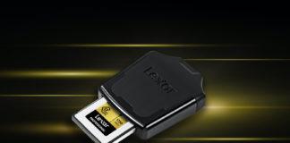USB 3.1 CFexpress Lexar