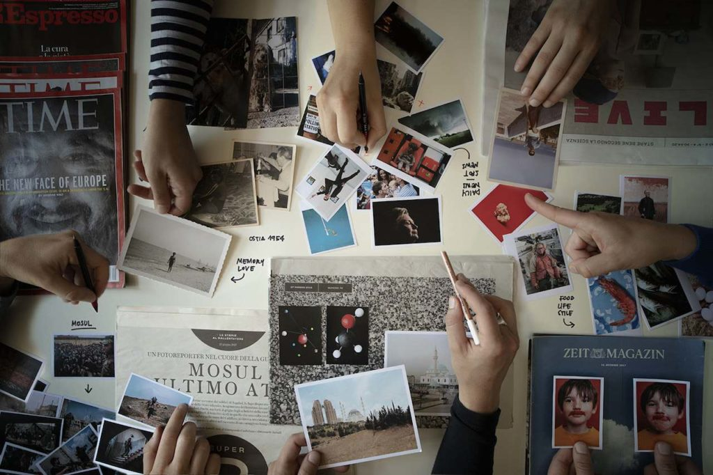 borse studio fotografia master spazio labo editing