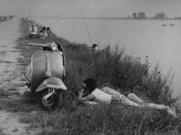 Mario Cattaneo mostra mufoco milano idroscalo