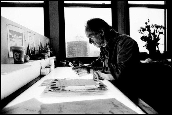 Paul Fusco fotografo morto