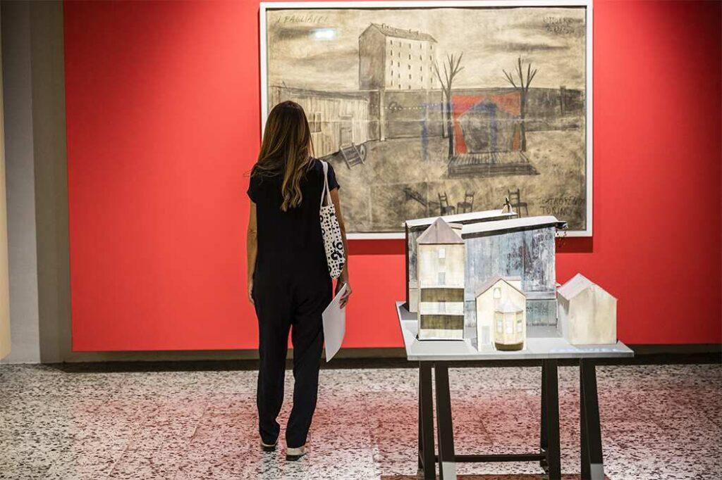 5 anni in 5 giorni Camera Torino mostra Paolo Ventura