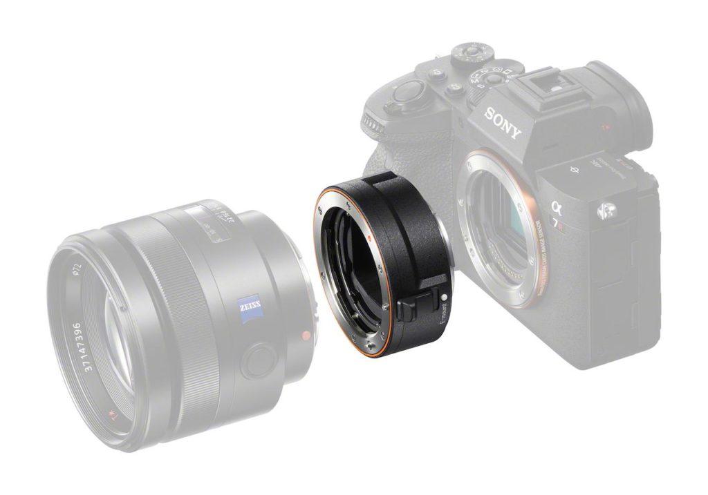 Sony LA-EA5 adattatore