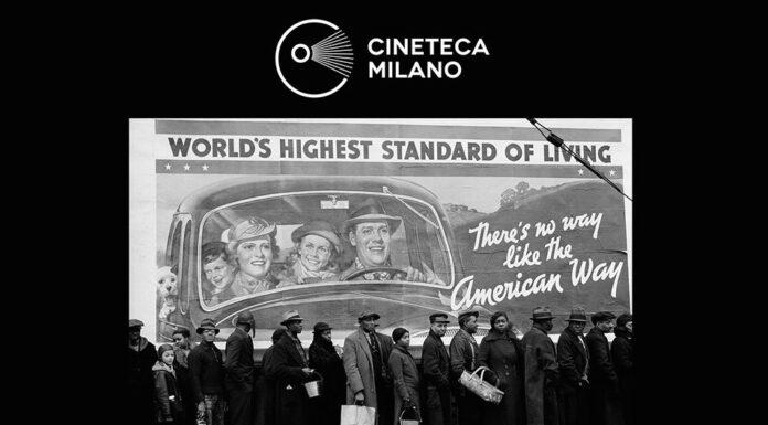 Margaret Bourke-White film Milano