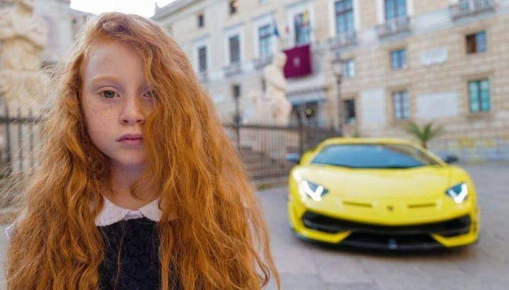 Letizia Battaglia foto Lamborghini