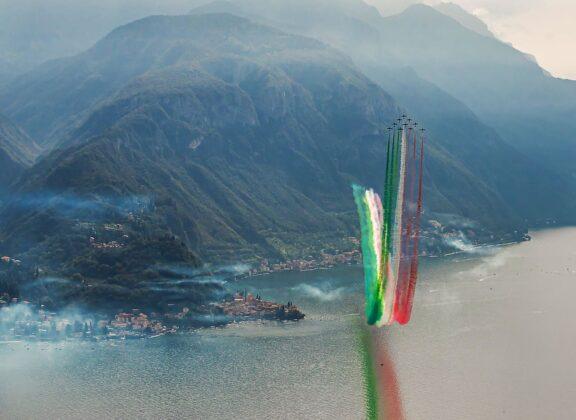 Wiki Loves Monuments 2020 Varenna frecce tricolori