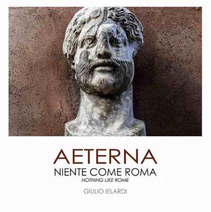 Giulio Ielardi libro roma AETERNA street photography