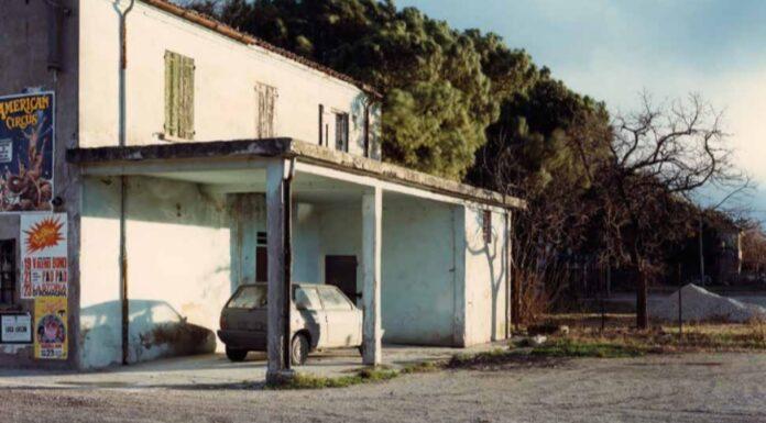 Guido Guidi film fotografo online mack