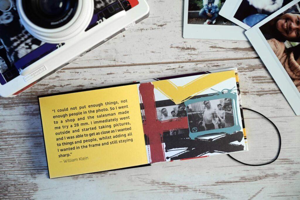 Lomography William Klein limited edition