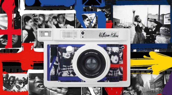 Lomography limited edition William Klein