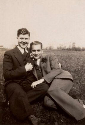 Loving libro fotografico amore gay