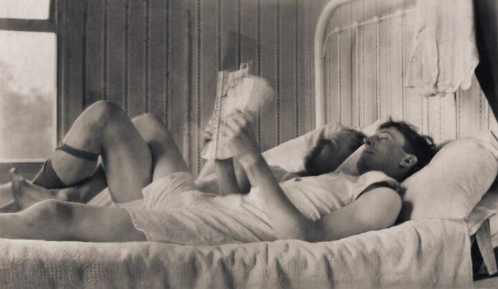 Loving libro fotografico amore gay letto