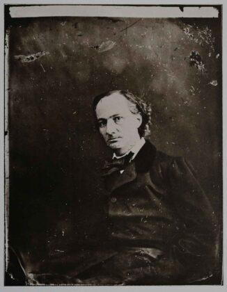 Nadar mostra Milano Charles Baudelaire