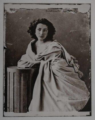 Nadar mostra Milano Sarah Bernhardt