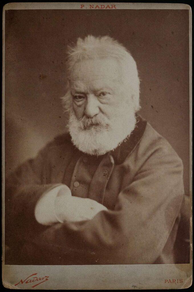 Nadar mostra Milano Victor Hugo