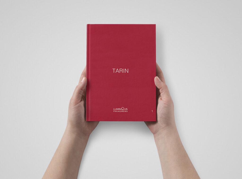 libro lady Tarin copertina