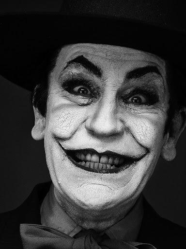 sandro miller Herb Ritts Jack Nicholson