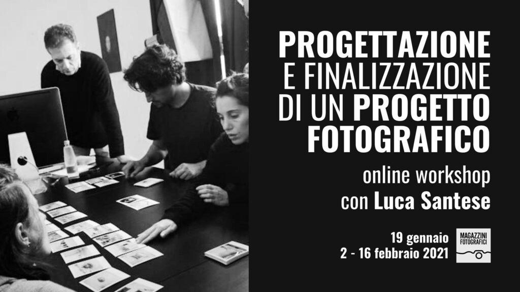 corso progetto fotografico Luca Santese