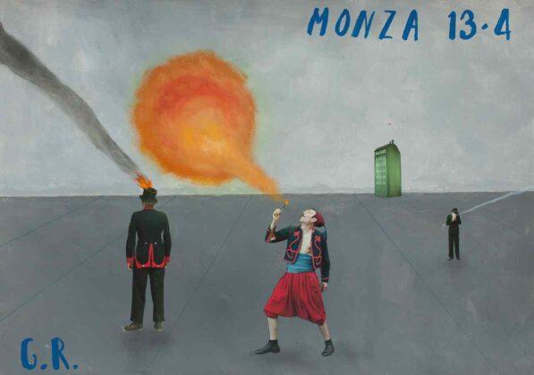 paolo ventura Monza 2020