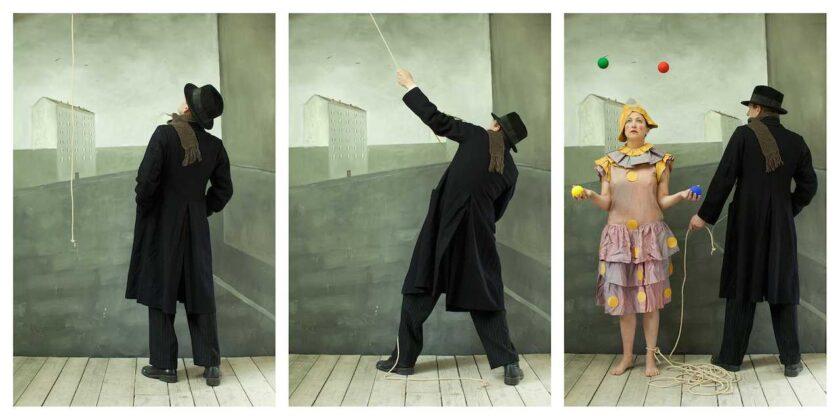 paolo ventura The Juggler 2014
