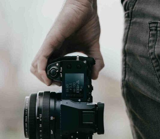 Fujifilm GFX100S promozione